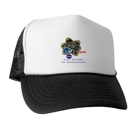 Last Flight of Endeavour Trucker Hat