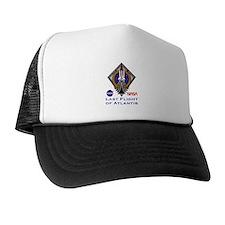 Last Flight of Atlantis Trucker Hat