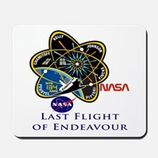 Last Flight of Endeavour Mousepad