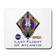 Last Flight of Atlantis Mousepad