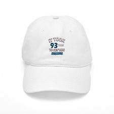 Awesome 93 year old birthday design Baseball Cap