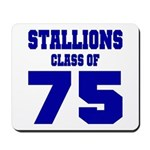NMHS Class Of 1975 Mousepad