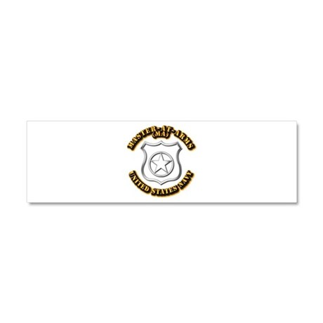 Navy - Rate - MA Car Magnet 10 x 3