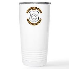 Navy - Rate - MA Travel Mug