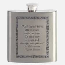 And Thence From Athens Flask