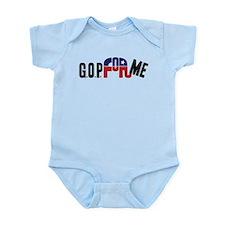 GOP For Me Infant Bodysuit