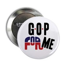 """GOP For Me 2.25"""" Button"""
