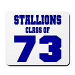 NMHS Class Of 1973 Mousepad