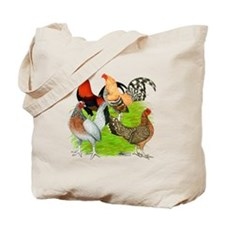 Old English Games Tote Bag