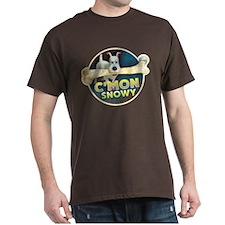 C'mon Snowy T-Shirt