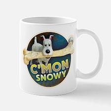 C'mon Snowy Mug