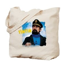 Captain Haddock Tote Bag