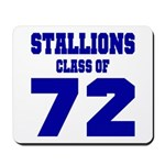 NMHS Class Of 1972 Mousepad