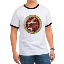 The Adventures Of Tintin T T-Shirt