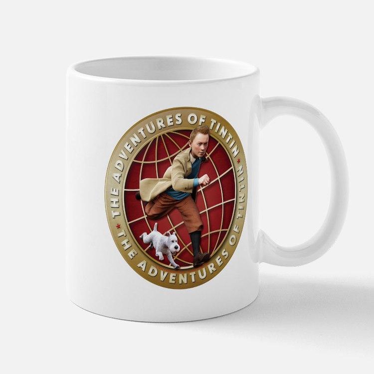 The Adventures Of Tintin Mug Mugs
