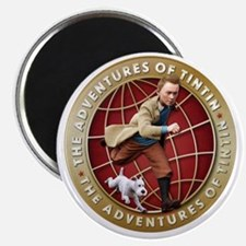 Adventures of Tintin Magnet