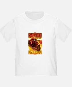 Great Snakes T