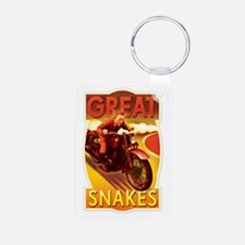 Great Snakes Keychains