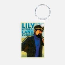 Land Lubbers Keychains