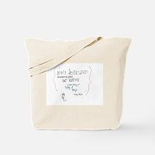 Destination Tote Bag