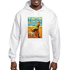 Tintin & Snowy Jumper Hoodie