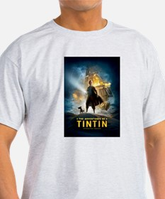 Tintin Movie T-Shirt