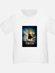 Tintin Movie T