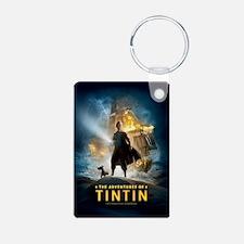 Tintin Movie Keychains