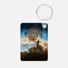 Adventures of Tintin Keychains