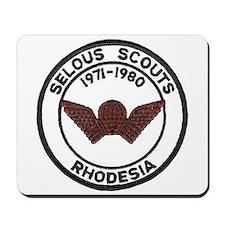 Selous Scouts Mousepad