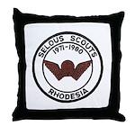 Selous Scouts Throw Pillow
