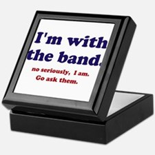 Im with the band Keepsake Box