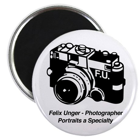 Felix Unger Photographer Magnet