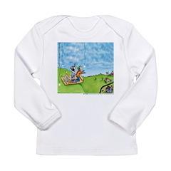 Winter Snow Long Sleeve Infant T-Shirt