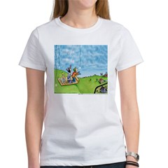 Winter Snow Women's T-Shirt