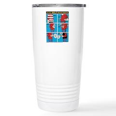 Holiday Diet Travel Mug
