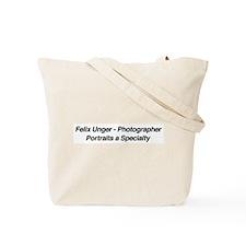Felix Unger Photographer Tote Bag