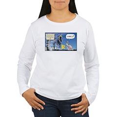 Thanksgiving Turkey Scary T-Shirt