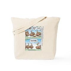 Thanksgiving Turkey Turducken Tote Bag