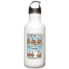 Thanksgiving Turkey Turducken Water Bottle