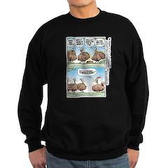 Thanksgiving Turkey Turducken Sweatshirt
