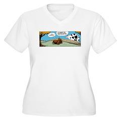 Thanksgiving Turkey Tired T-Shirt