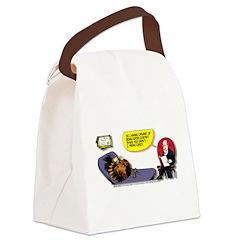 Thanksgiving Turkey Shrink Canvas Lunch Bag