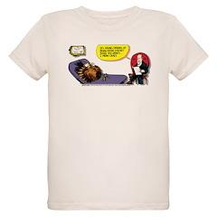 Thanksgiving Turkey Shrink T-Shirt
