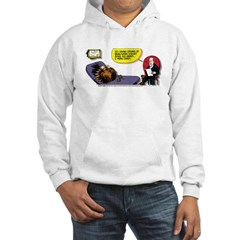 Thanksgiving Turkey Shrink Hoodie