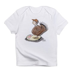 Thanksgiving Turkey Scale Infant T-Shirt