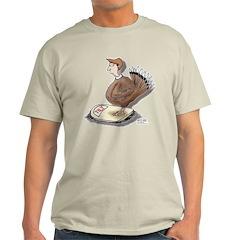 Thanksgiving Turkey Scale T-Shirt