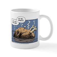 Thanksgiving Turkey Heat Mug