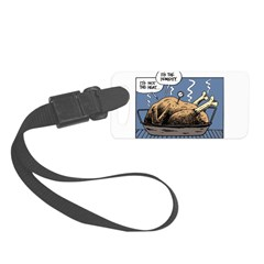 Thanksgiving Turkey Heat Luggage Tag