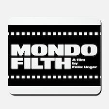 Mondo Filth - Mousepad